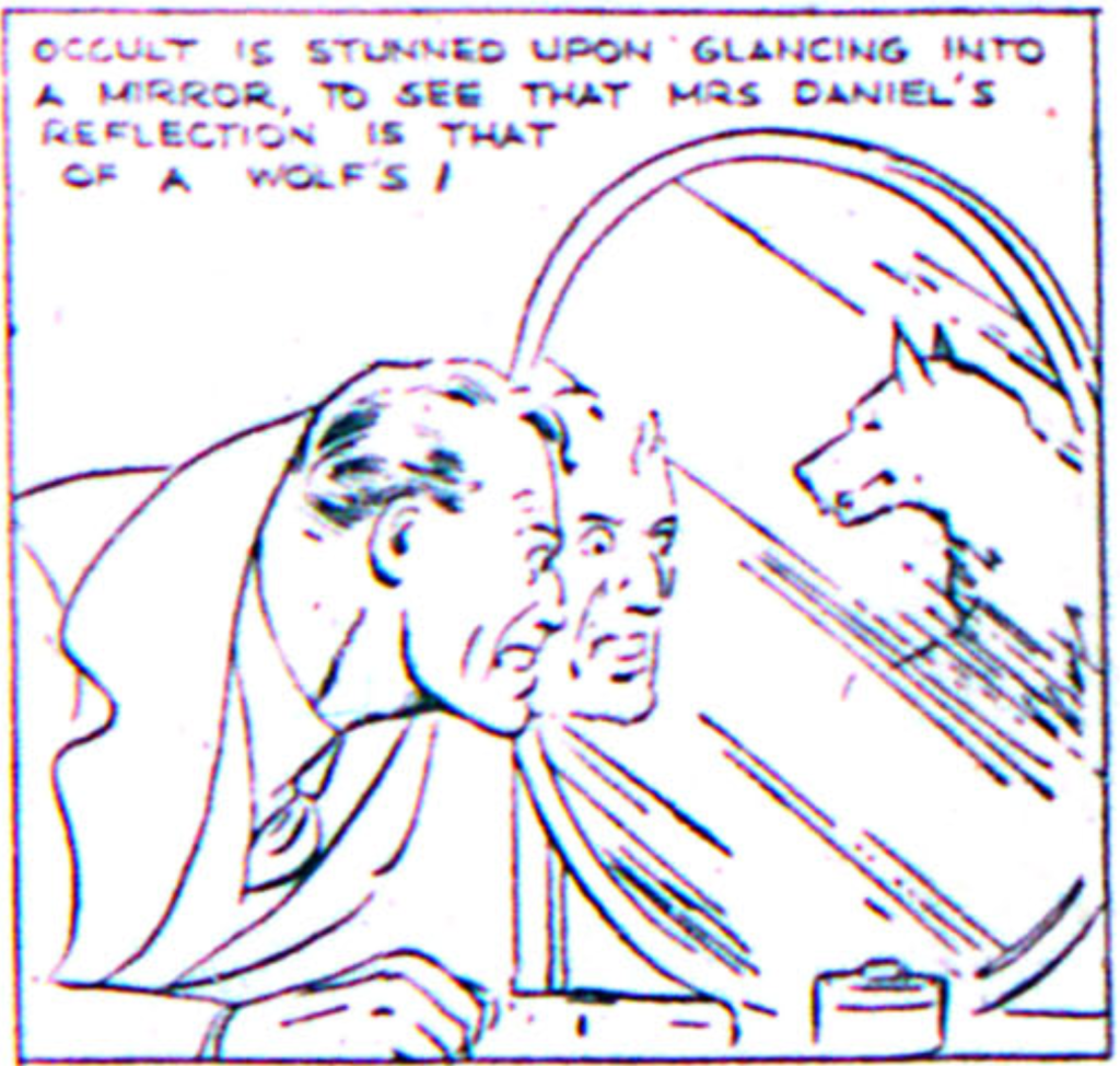 Doctor Occult from More Fun #12, 1936
