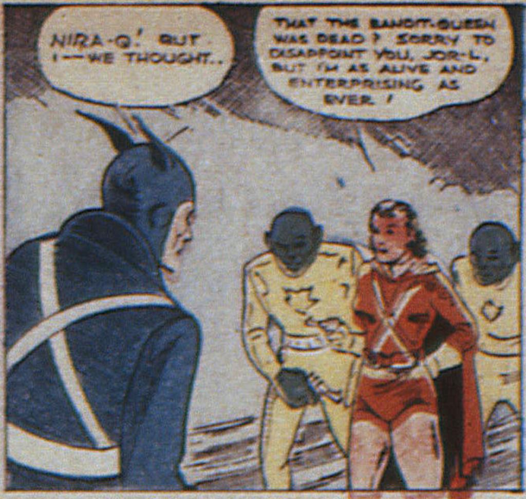 "Federal Men from ""New Adventure Comics"" #12, December 1936"