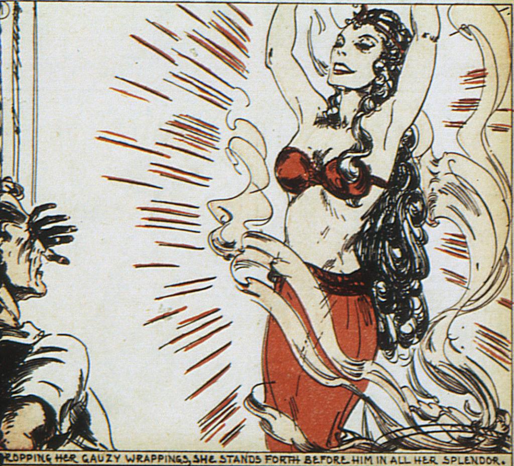 She, New Adventure Comics #18, July 1937