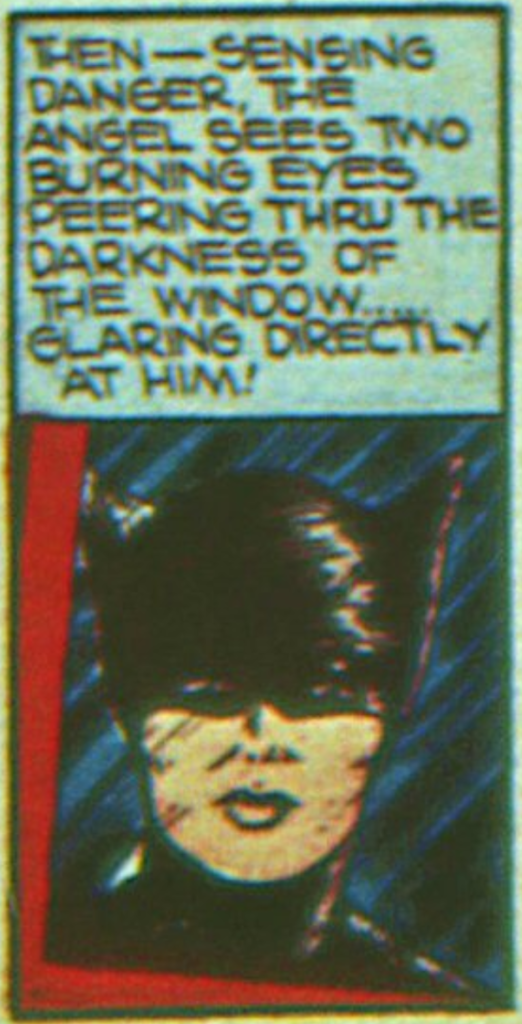 A panel from Marvel Mystery Comics #18, February 1941