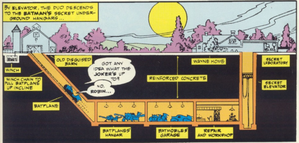 Another panel from Batman #12 (May 1942)