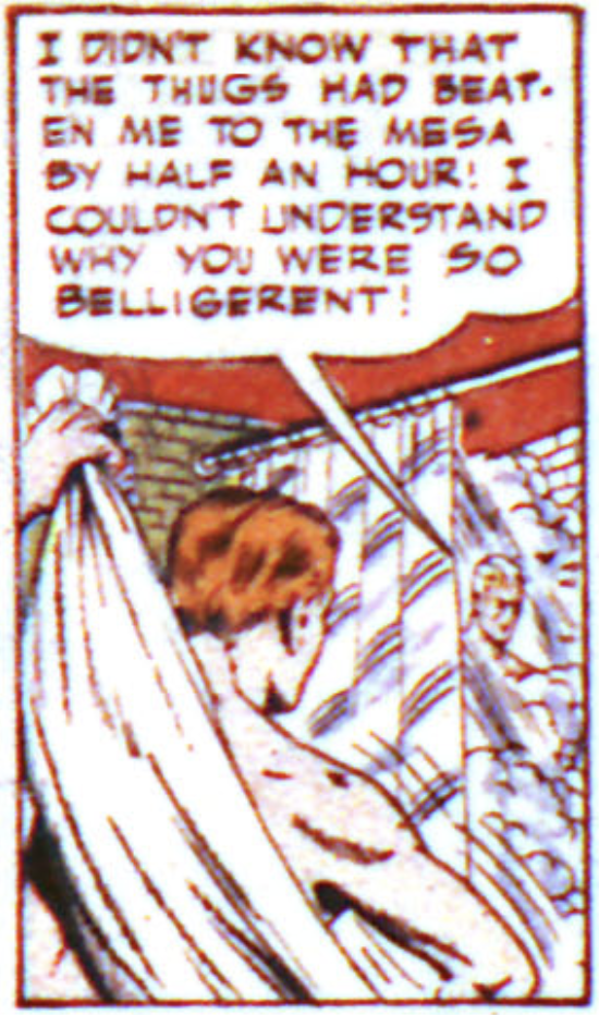 Another panel from More Fun Comics #89
