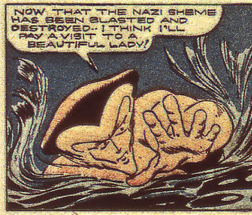 Another panel from Sub-Mariner #13, April 1944