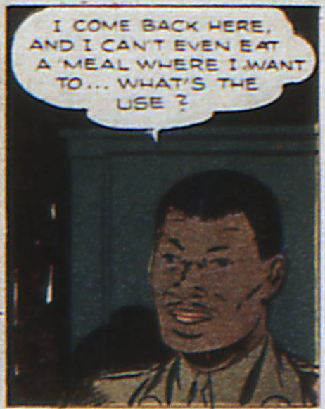 Another panel from World's Finest #17, January 1945