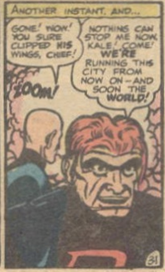 A panel from All-Star Comics #35, April 1947
