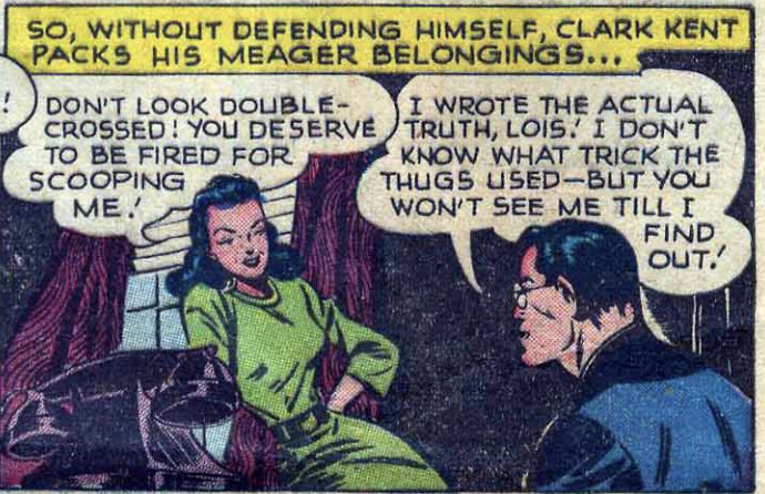 Another panel from Action Comics #131, February 1949