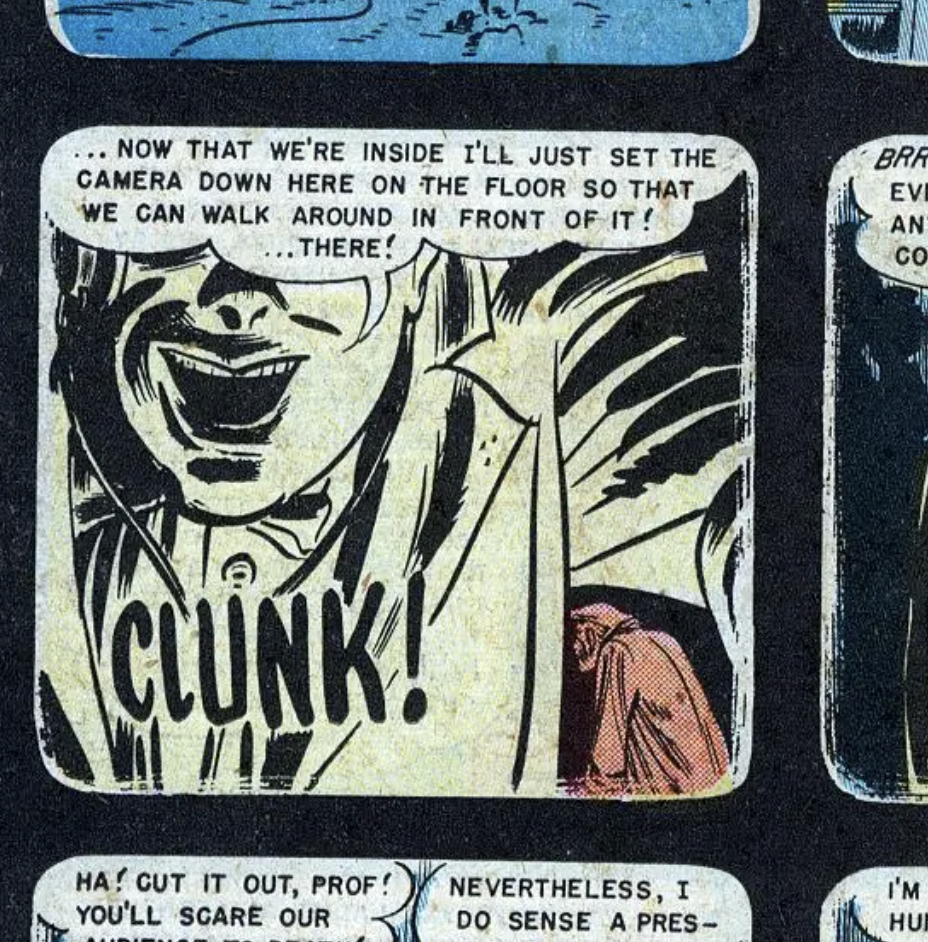 Another panel from Haunt of Fear #17, May 1950