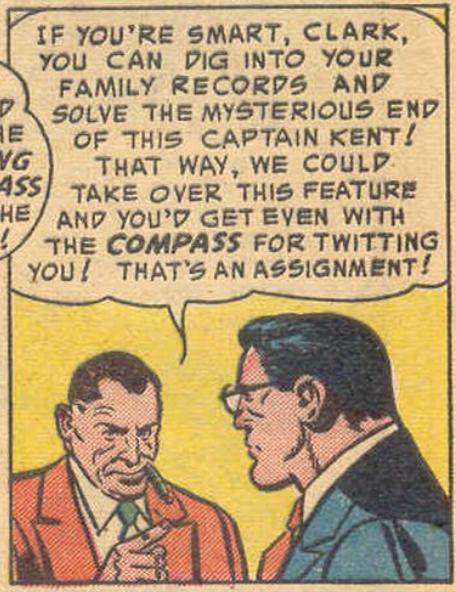 Another panel from Superman #89, March 1954