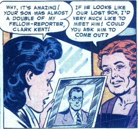 Another panel from Action Comics #189, December 1953