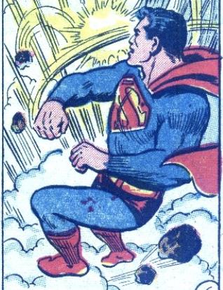 Curt Swan's Superman in Action Comics #189, December 1953