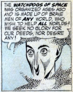 Another panel from Strange Adventures #62, Sept 1955